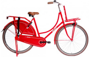 Spirit Rood Omafiets 28 Inch 2015