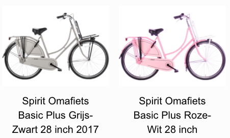 City Bikes Omafiets