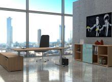 goede meubelen op kantoor